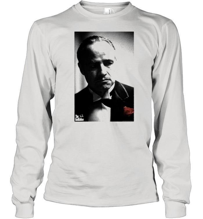 The godfather don vito corleone shirt Long Sleeved T-shirt