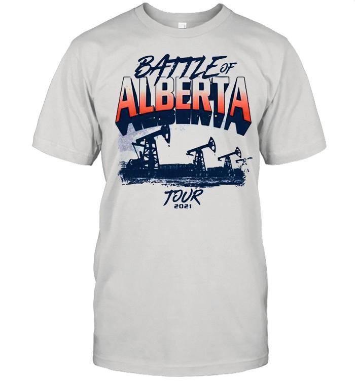 Battle Of Alberta Edm 2021 shirt