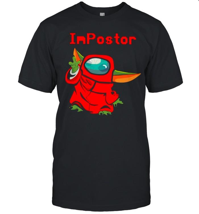 Star Wars Yoda Impostor shirt