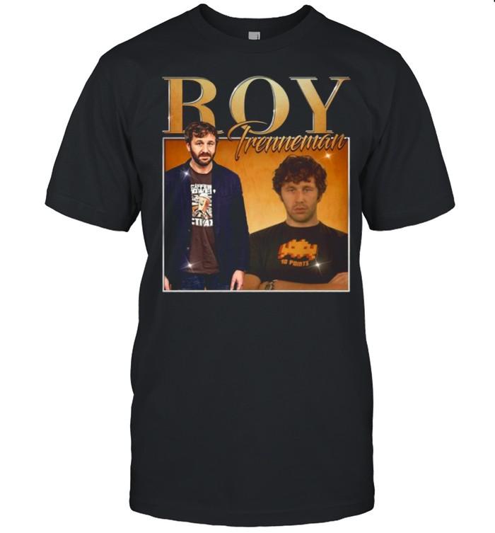 The Boy Trenneman shirt