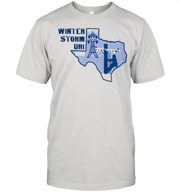 winter storm uri 2021 shirt
