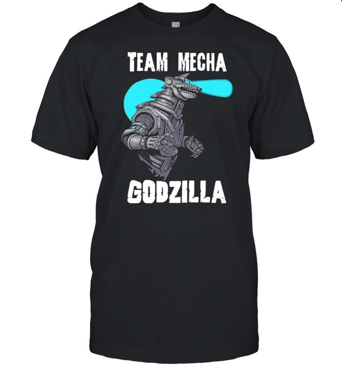 Team Mecha Godzilla shirt