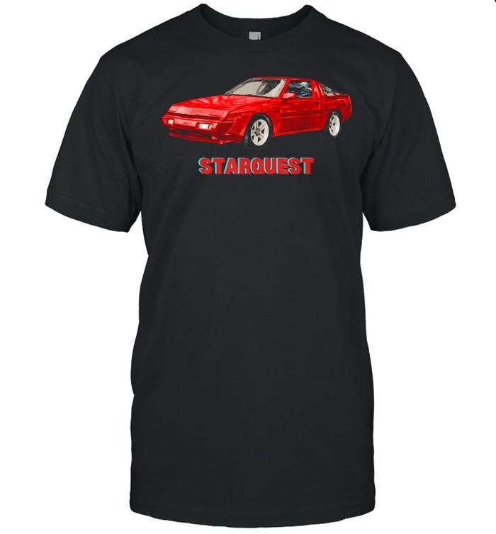 Starquest Sports Car Muscle Car shirt