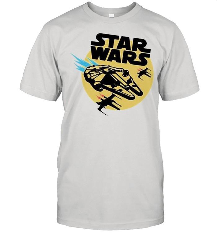 Sunset Star Wars Shirt