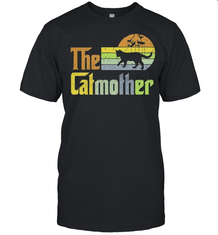 The Cat Mother vintage shirt
