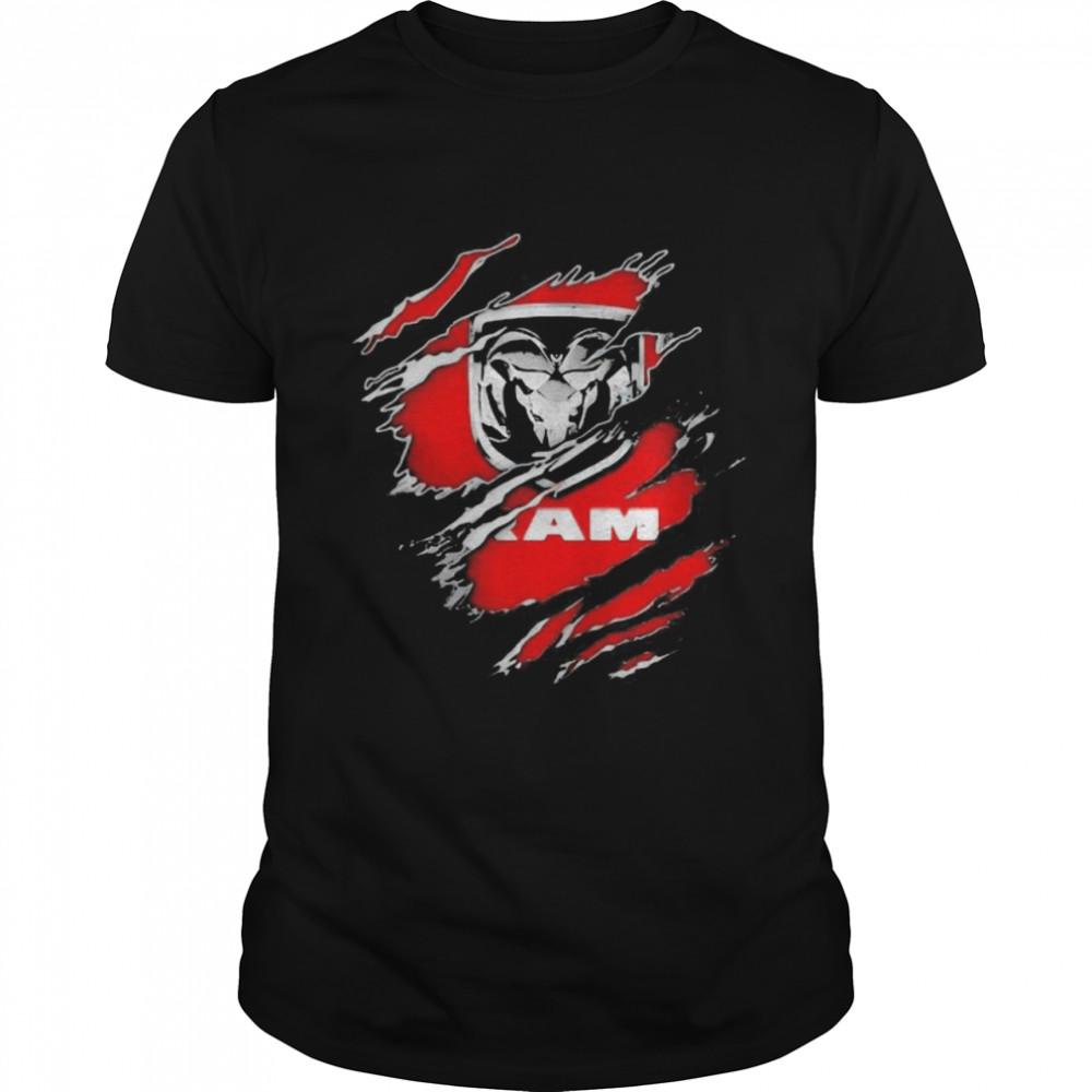 Logo Ram Trucks Shirt