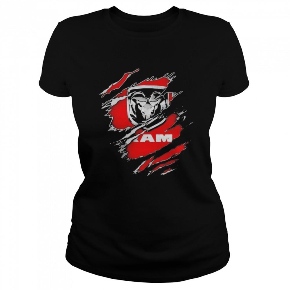 Logo Ram Trucks  Classic Women's T-shirt