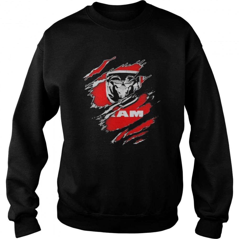 Logo Ram Trucks  Unisex Sweatshirt
