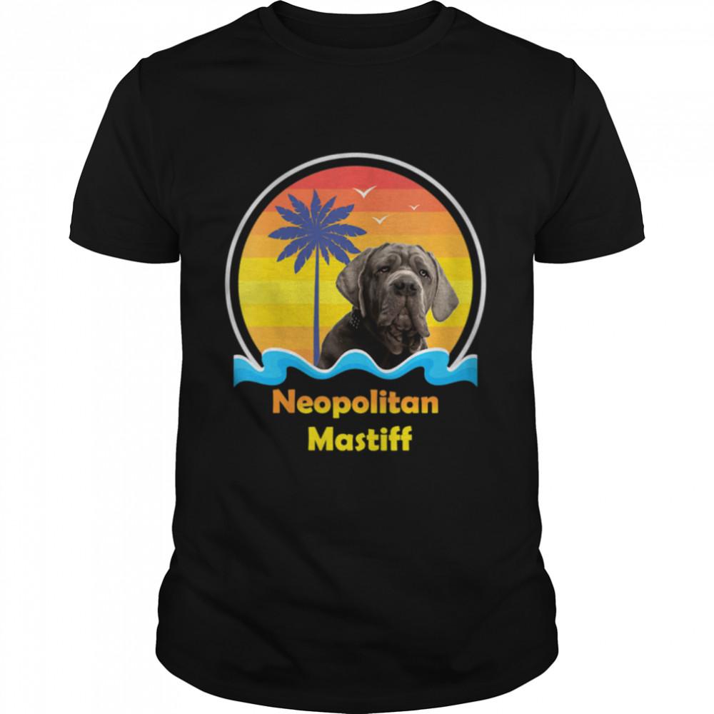 Neopolitan Mastiff Shirt