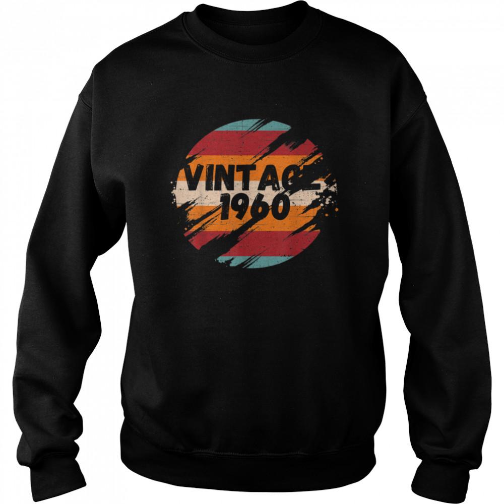 Vintage 1960  Unisex Sweatshirt
