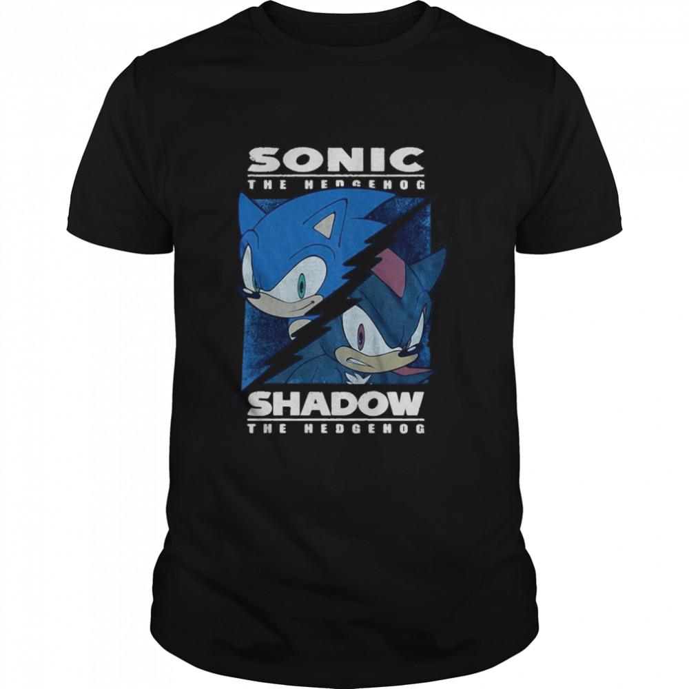 Sonic The Hedgehog Shadow The Hedgehog T-shirt