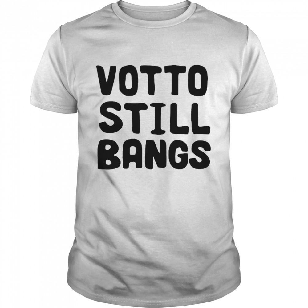 Votto still bangs shirt