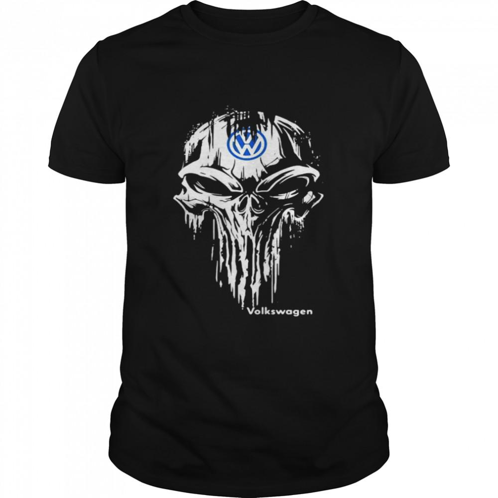 Punisher With Logo Volkswagen Shirt