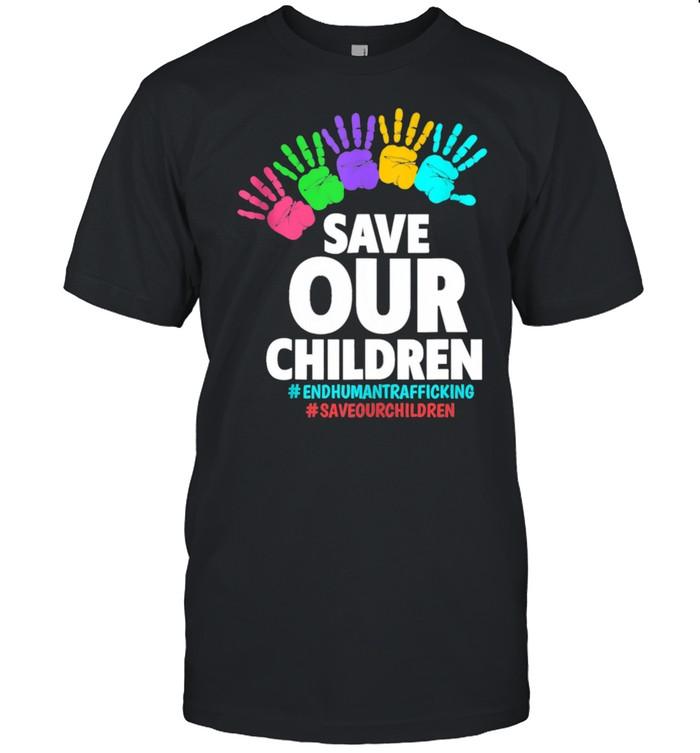 Save Our Children End Human Shirt