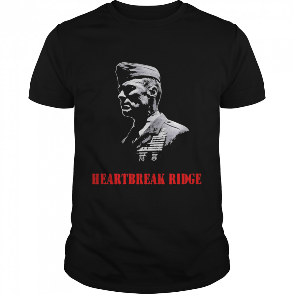 Heartbreak Ridge Veterans Shirt
