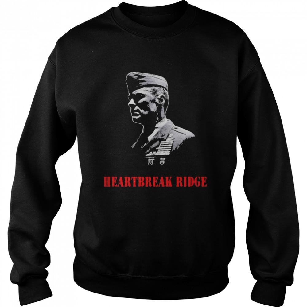Heartbreak Ridge Veterans  Unisex Sweatshirt