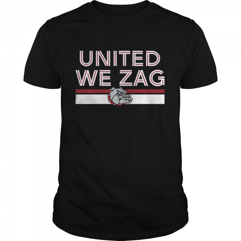 Spike United We Zag shirt