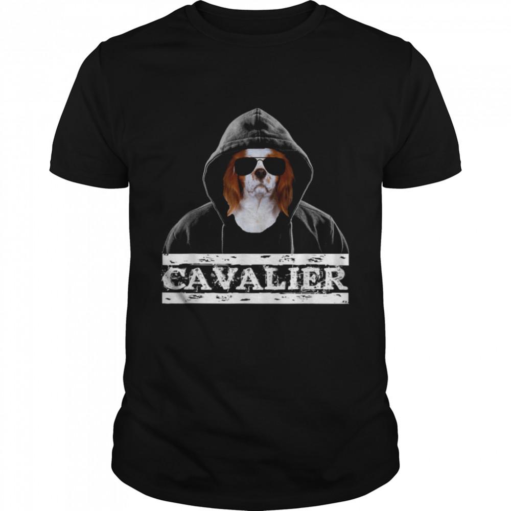 Adorable Celebrity Cavalier king Charles Spaniel Dog Shirt