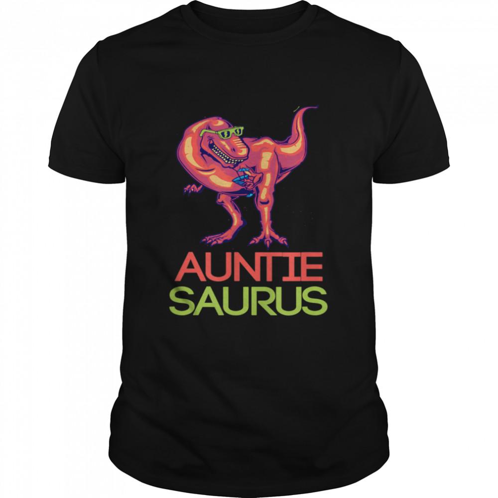 Auntie Saurus idea for Dinosaurs Shirt