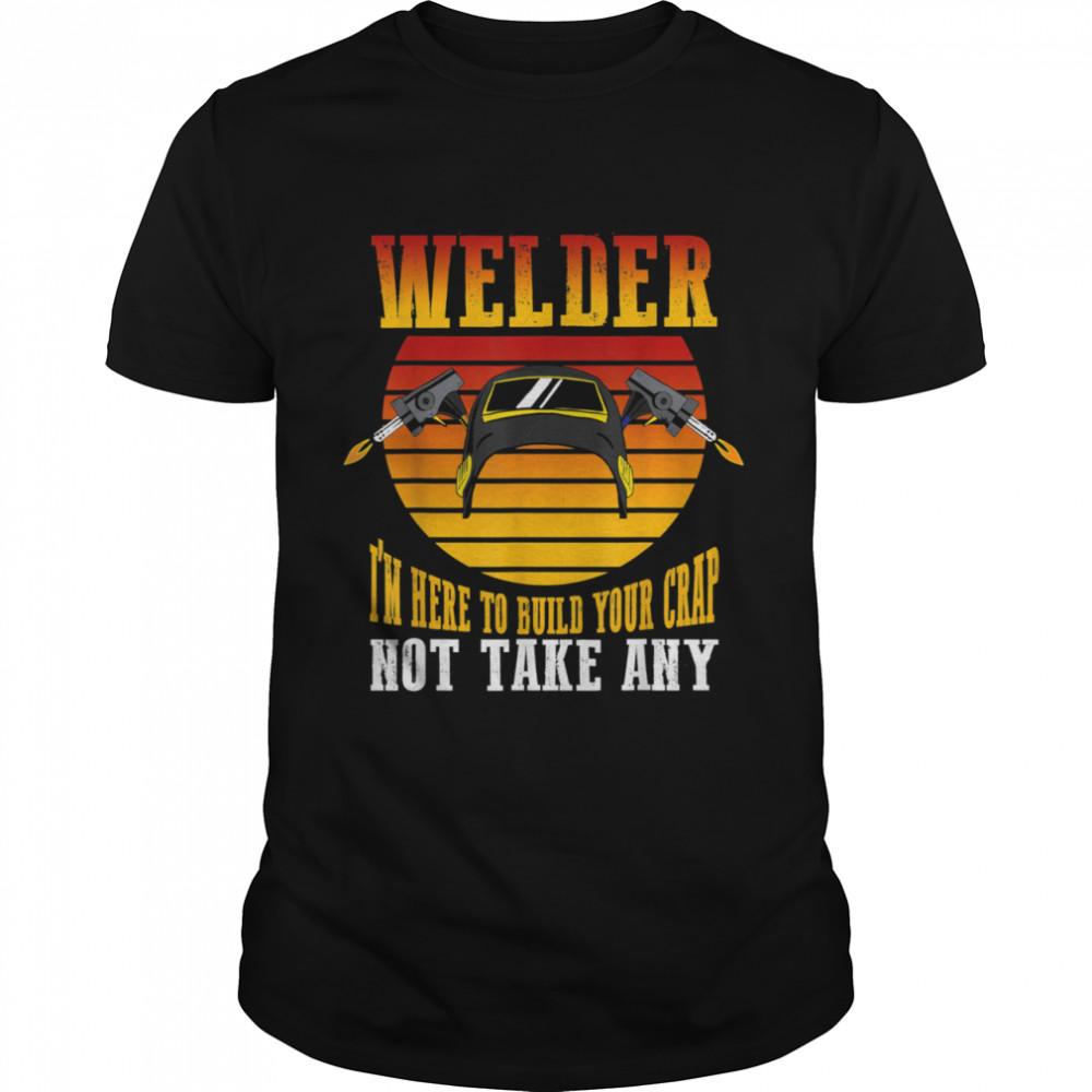 Welding Weld Shirt