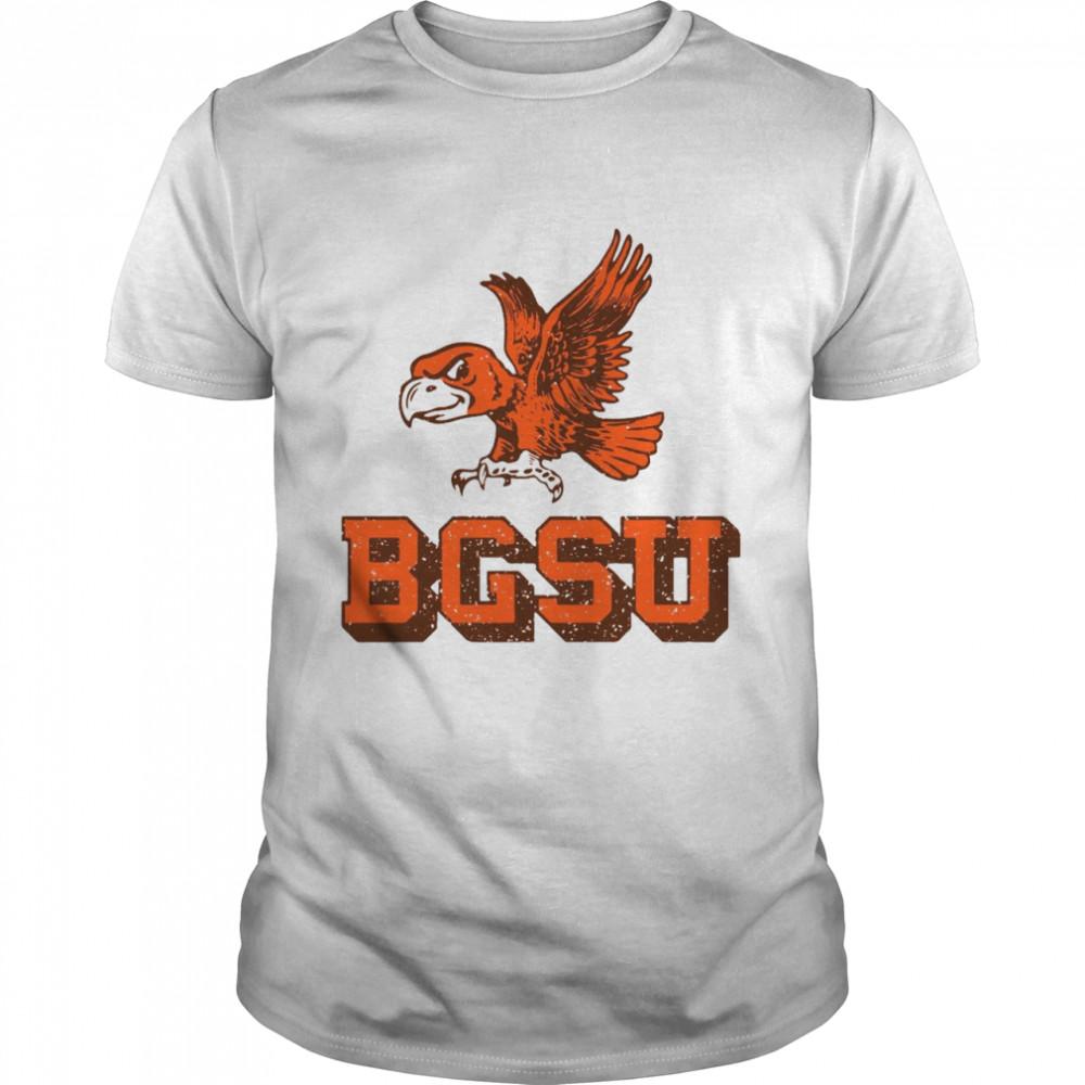 Bowling Green State University Flying Falcon shirt