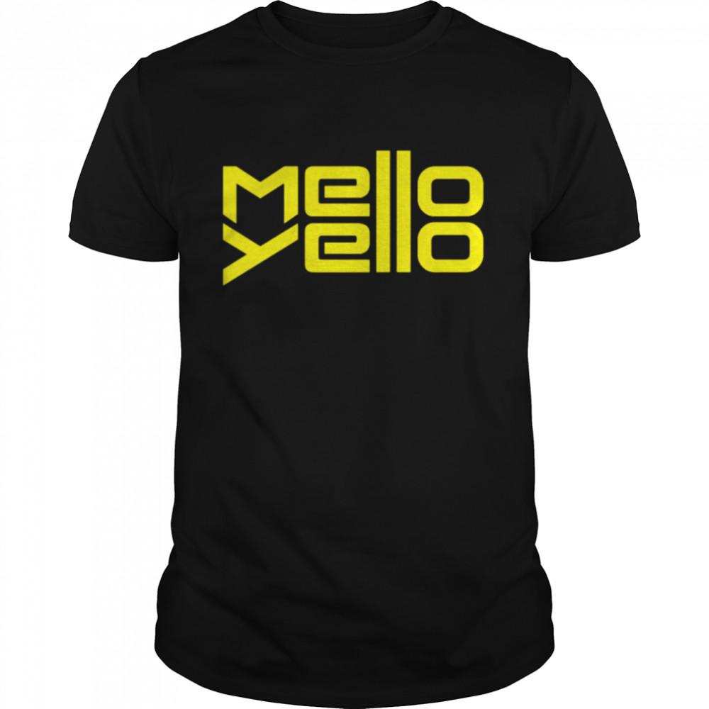 Mello Yello Yellow Shirt