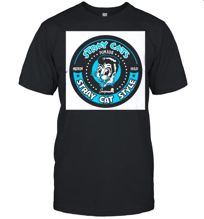 Stray Cats Stray Cat Style Pomade Medium Hold Shirt