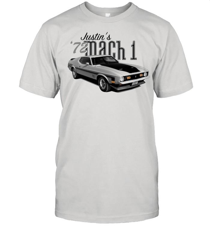 1972 Mustang Mach 1 Shirt