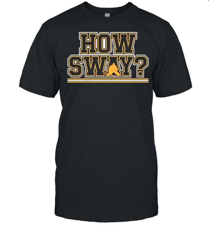 Boston Hockey how sway shirt