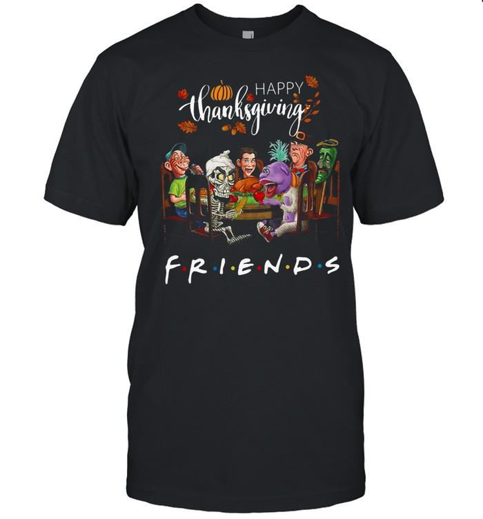 Happy Thanksgiving friends shirt