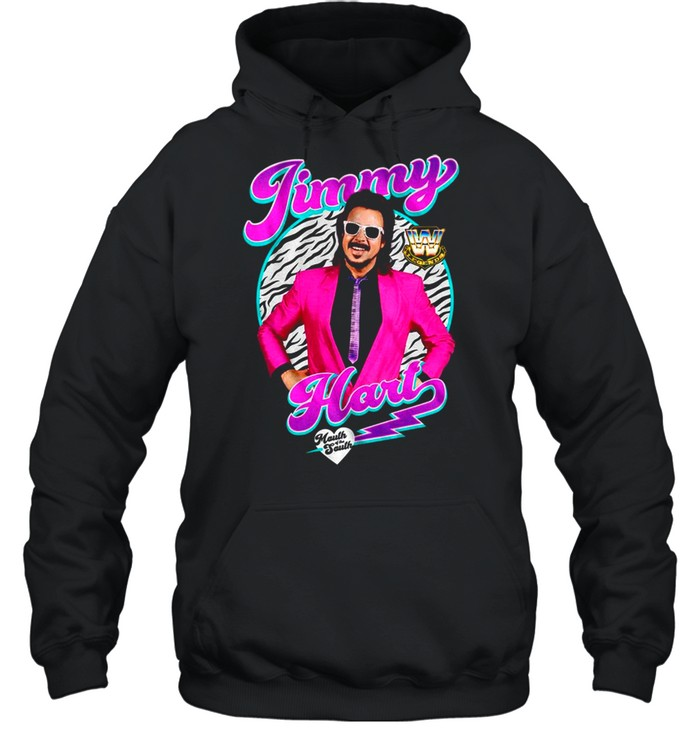 WWE Legend Jimmy Hart Mouth Of The South shirt Unisex Hoodie