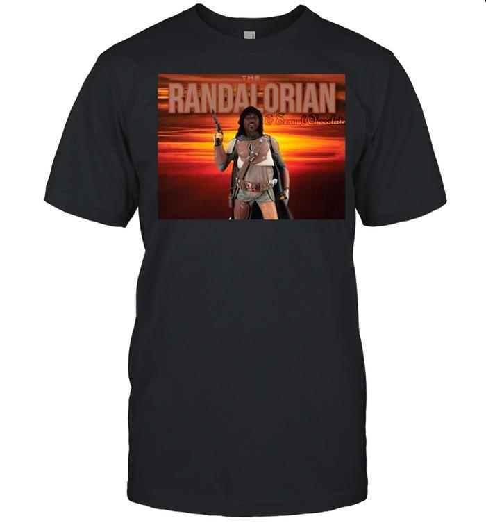 Darth Skippy's The Mandalorian shirt