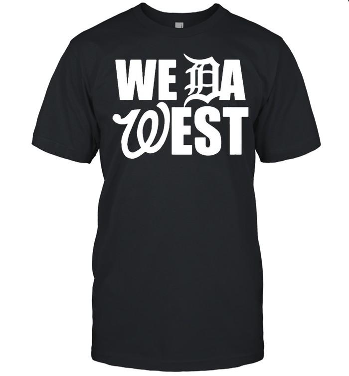 We Da West Snoop Dogg shirt Classic Men's T-shirt