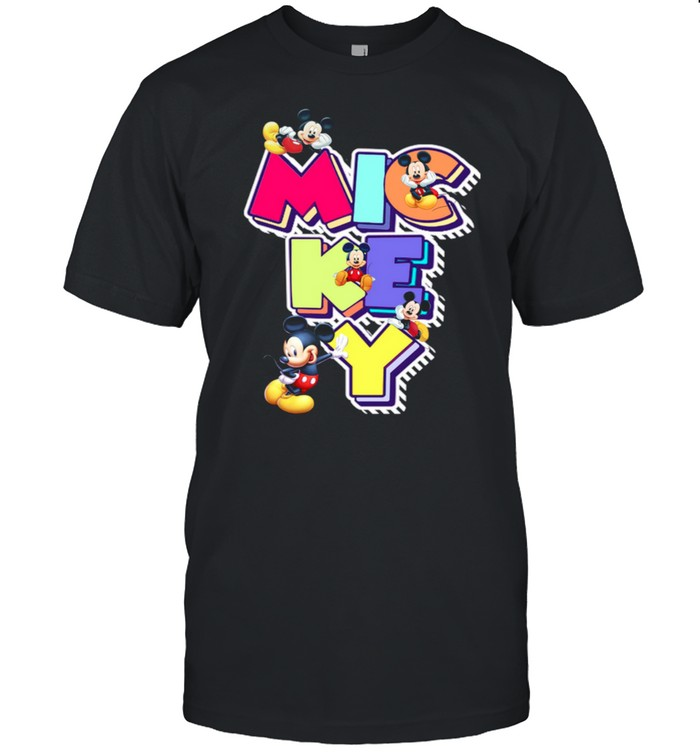 Mickey shirt Classic Men's T-shirt