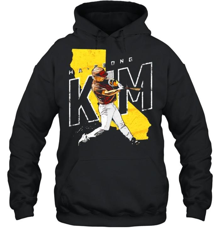 San Diego Baseball Ha Seong Kim signature shirt Unisex Hoodie