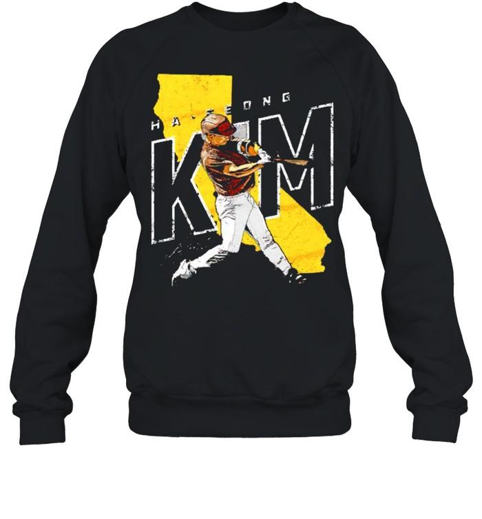 San Diego Baseball Ha Seong Kim signature shirt Unisex Sweatshirt