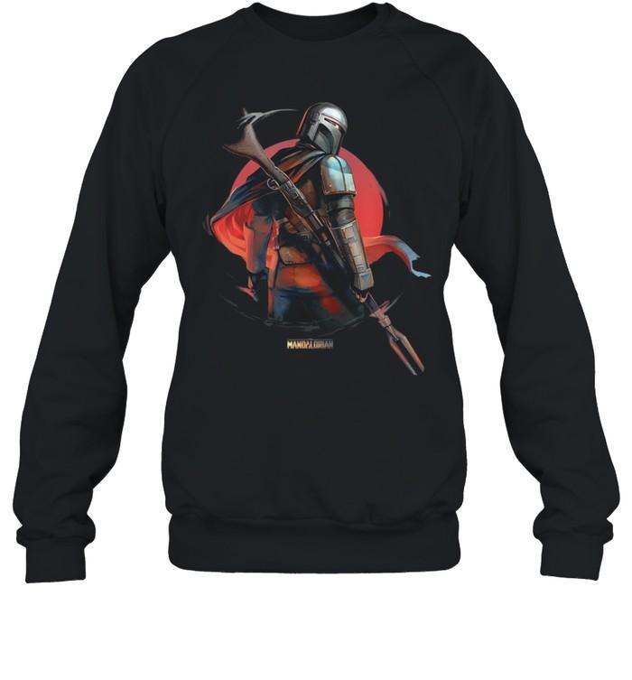 Star Wars The Mandalorian Dusty shirt Unisex Sweatshirt
