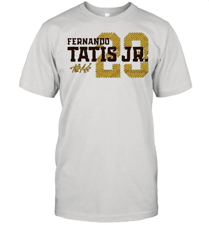 Fernando Tatis Jr signature shirt Classic Men's T-shirt