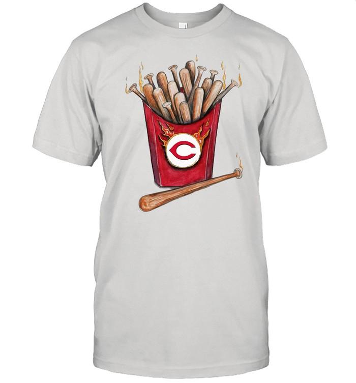 Cincinnati Reds Hot Bats shirt Classic Men's T-shirt