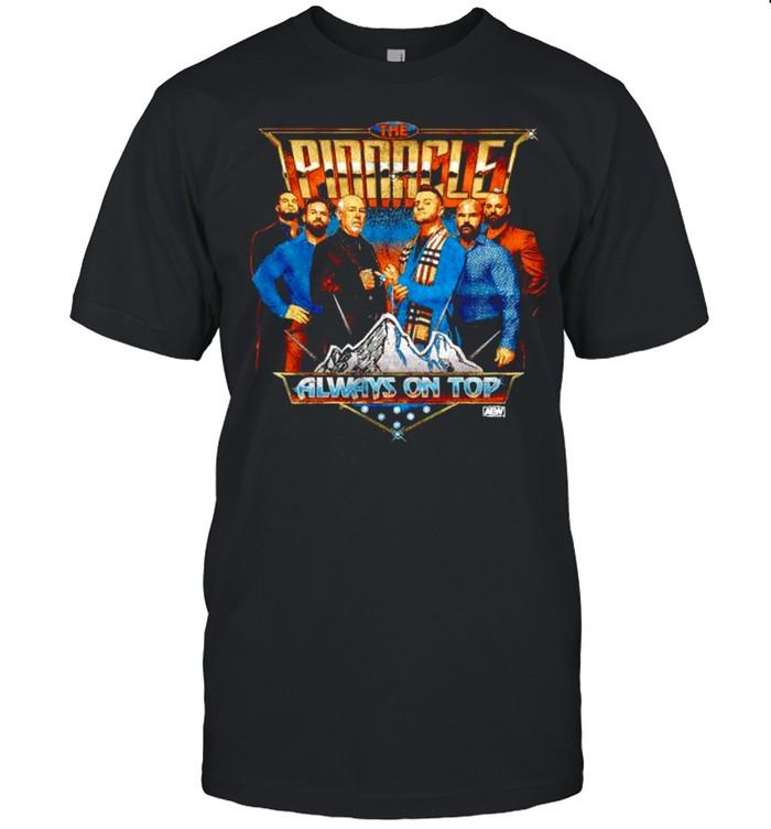 Pinnacle Always on Top shirt Classic Men's T-shirt
