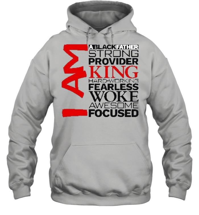 I am king dad inspired shirt Unisex Hoodie