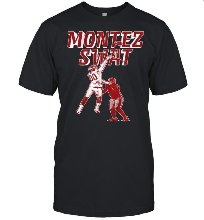 Montez Sweat hands up shirt Classic Men's T-shirt