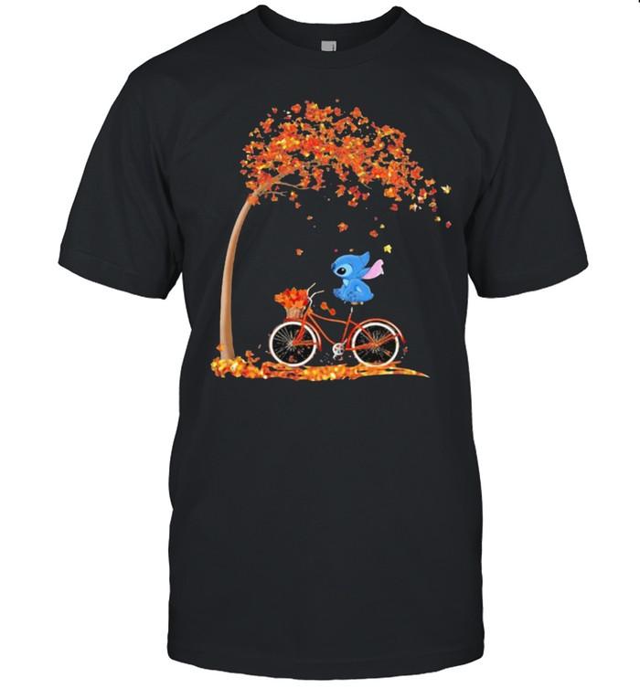Stitch the most beautiful of year shirt Classic Men's T-shirt