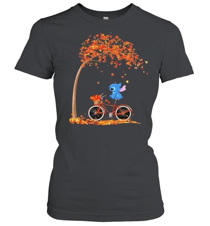 Stitch the most beautiful of year shirt Classic Women's T-shirt