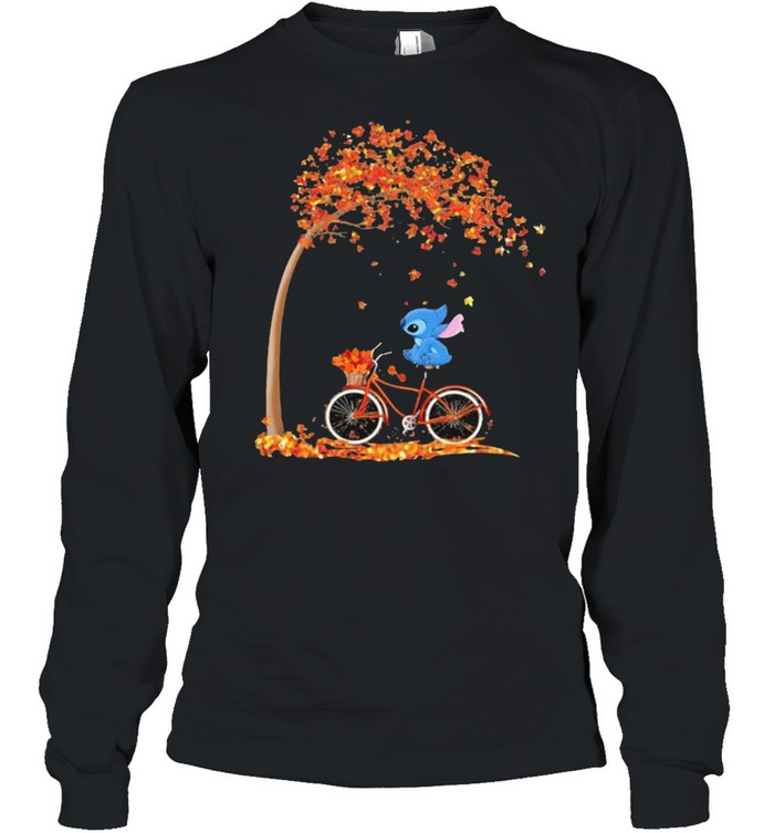 Stitch the most beautiful of year shirt Long Sleeved T-shirt