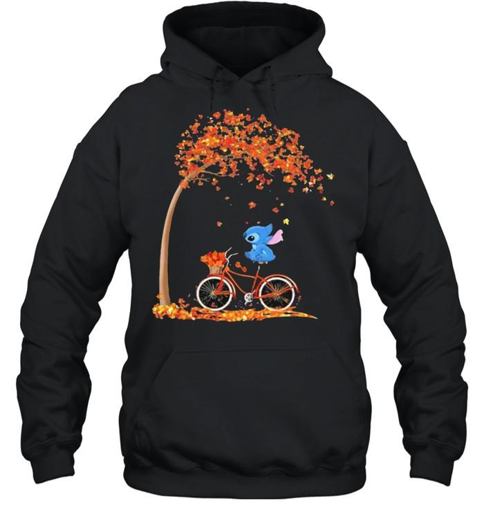Stitch the most beautiful of year shirt Unisex Hoodie