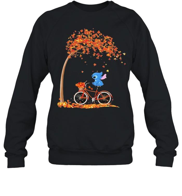 Stitch the most beautiful of year shirt Unisex Sweatshirt