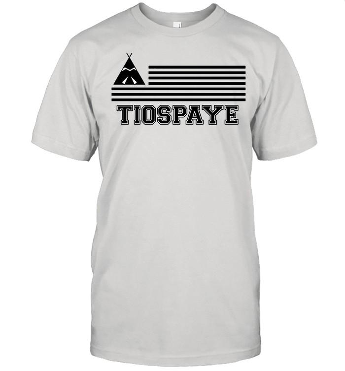 Tiospaye Langarmshirt shirt Classic Men's T-shirt