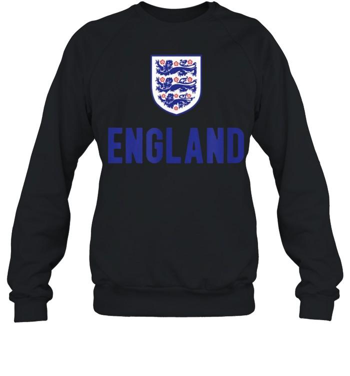 England Soccer Jersey 2020 2021 Euros Football Team T- Unisex Sweatshirt