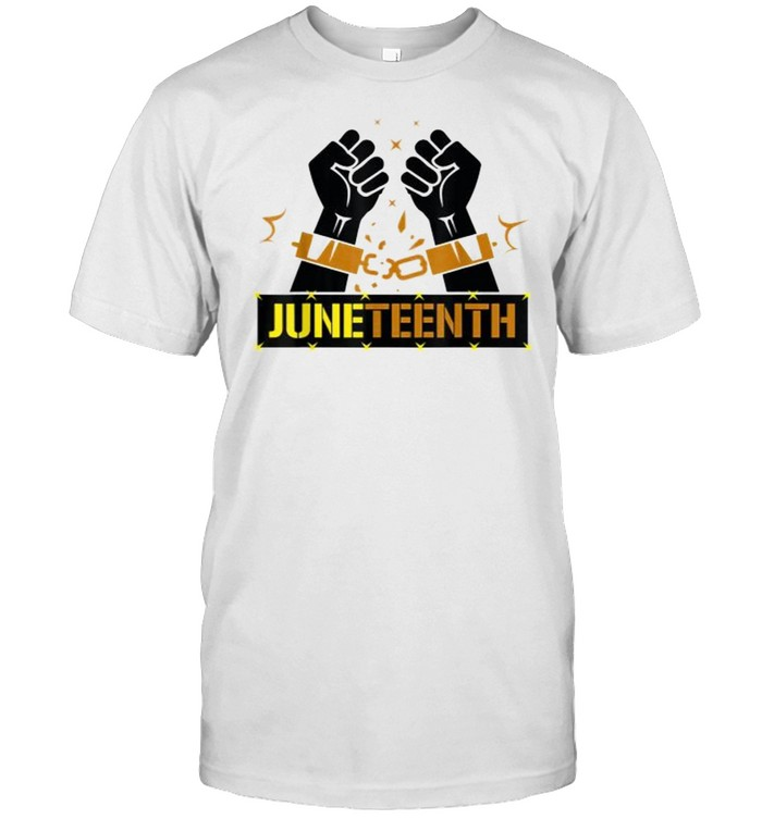 JUNETEENTH T- Classic Men's T-shirt